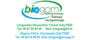 Biogom entreprise de nettoyage par hydrogommage