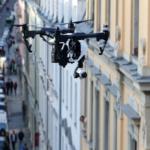 diagnostique de rénovation énergetique avec drone