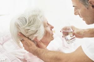 risque de deshydration des personnes agées