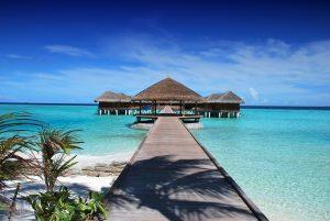 Rêve et dépaysement total aux Maldives