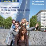 JOURNÉE PORTES OUVERTES DU CAMPUS CITÉ DESCARTES